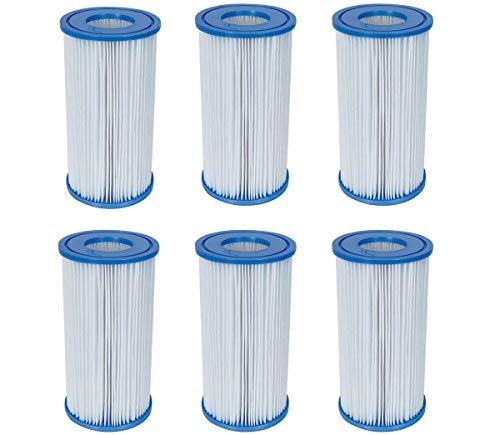 Bestway Swimming Pool Filter Pump Replacement Cartridge