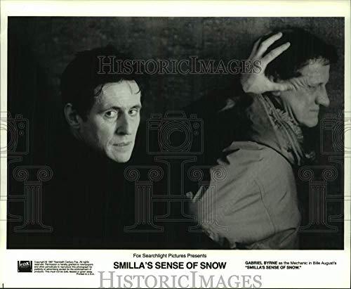 Vintage Photos 1997 Gabriel Bryne Stars in Smilla's Sense of Snow - hcp12614