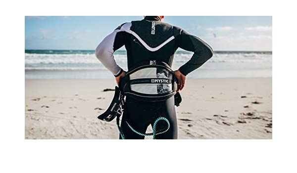 Mystic Len10 Majestic X Kite Waist Harness Black/White 190107 Size ...