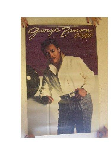George Benson Poster 20/20