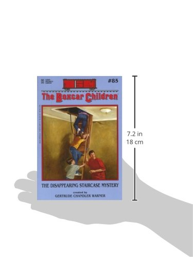 The Disappearing Staircase Mystery (The Boxcar Children Mysteries)