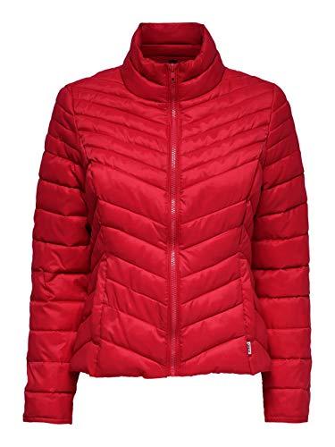 Only Red Otw Jacket Nylon mars Para Onldemi Chaqueta Cc Rojo Mujer RRfwCZS