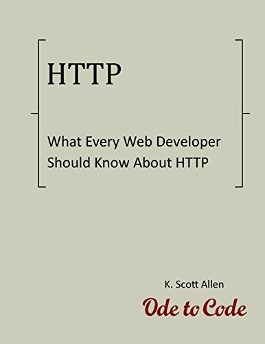 what-every-web-developer-should-know-about-http-odetocode-programming-series-book-1
