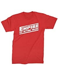 Expression Tees The Empire Did Nothing Wrong Mens T-Shirt