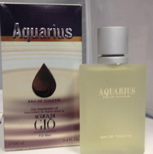 Aquarius Designer Inspired Eau De Toilette Cologne Our Im...