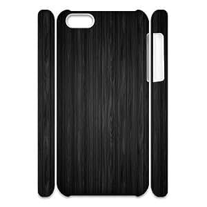 iphone 5c Case 3D, Dark Wood Case for iphone 5c white lmiphone 5c171929