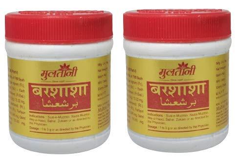 Multani Barshasha 60gm (Pack of 2) | 60 * 2=120gm