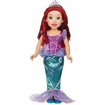 Disney Princess & Me 18 inch Doll Set- Ariel by Jakks Pacific
