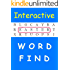 Interactive Word Find: Easter (Word Find For Kindle)