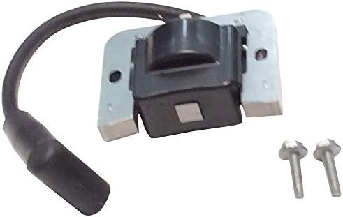 TEW Inc  Ignition Coil For Kohler 24 584 01-S 24 584 04-S 24 584 45-S John  Deere MIU11542 M132370