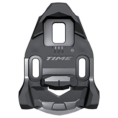 Time I-Clic Cleat Black, One Size