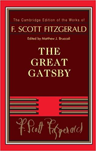 frankenstein and the great gatsby essay In the novel, the great gatsby, jay gatsby wants daisy because his whole life is devoted to a fulfillment of a romantic dream he created at an earlier age through gatsby's emotions of desire, love, and hope he has created an image of daisy in his mind which daisy can never live up to.