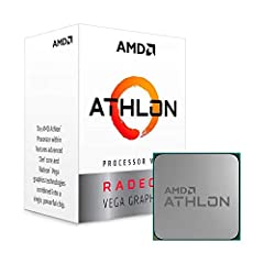 Surf the Internet smoothly, stream videos without a Hiccup, and play the most popular eSports games in high-definition 720P. AMD new Athlon is most advanced entry-level processor AMD has ever created, for users who value Fast responsiveness a...