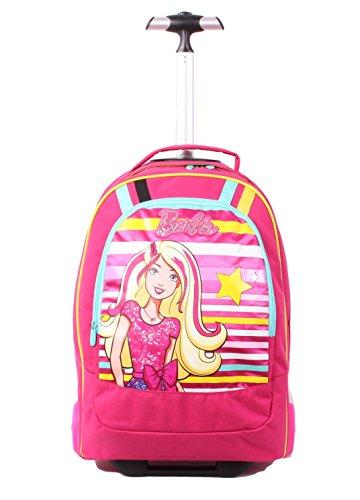 Seven Barbie Zainetto per Bambini, 47 cm, 30.0 litri, Multicolore