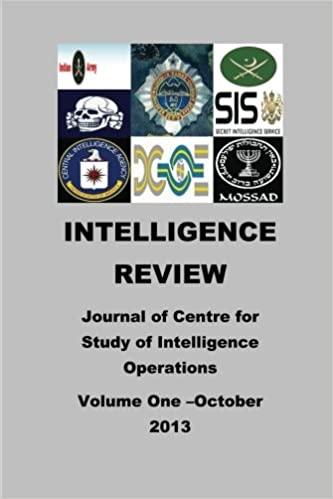 Intelligence Review: Agha H  Amin: 9781493645664: Amazon com: Books