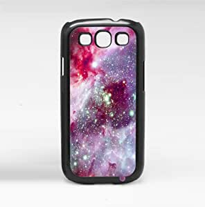 Pink Nebula Sky Hard Snap on Phone Case (Galaxy s3 III)