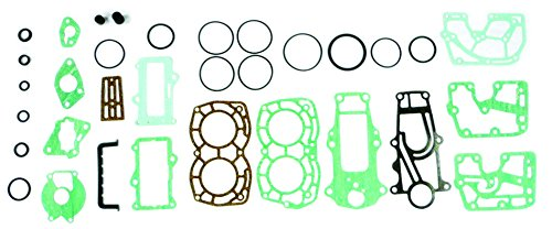 MERCURY 18-25 HP 1983-Up Complete Power Head Gasket Kit WSM 500-198 OEM# 27-41499A87 ()