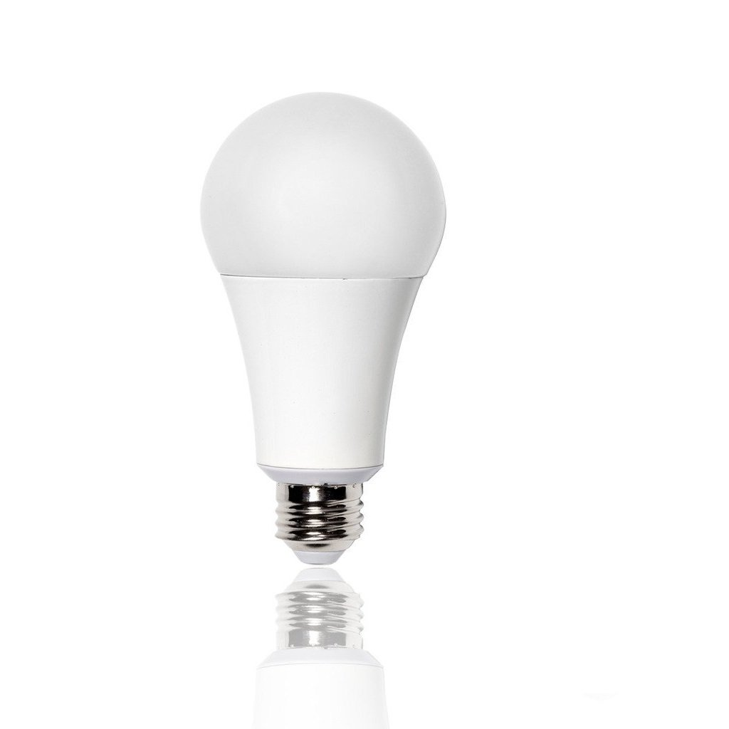 Goodlite G-19866 22W (150W Equivalent) 2600 Lm, Dimmable A21 LED Bulb with 240° Beam Angle, E26 Base, Super White 5000k