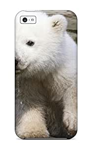 VzlMpwN11238TXKSZ Tpu Phone Case With Fashionable Look For Iphone 5c - Polarbears