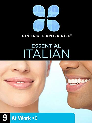 Essential Italian, Lesson 9: At Work (English Edition)