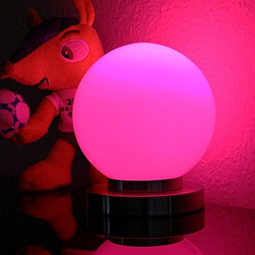 LIGHTEU 1x WLAN LED Lampe Original, 5 W, E14, Dimmbar, Farbwechsel  Glühbirne Mit 4 Zonen Fernbedienung, Warmweiß LT 5W RGB 1 F: Amazon.de:  Beleuchtung