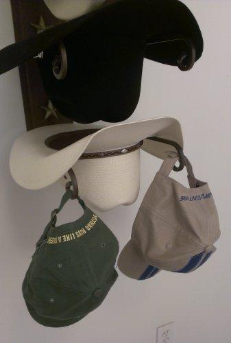 Cowboy Hat Holder Star 664CT