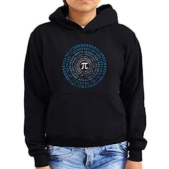 Pi Sign Circle Women Hoodie