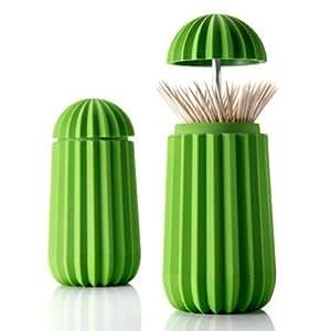 Cactus Toothpick Holder Toothpick Dispenser Kitchen Dining
