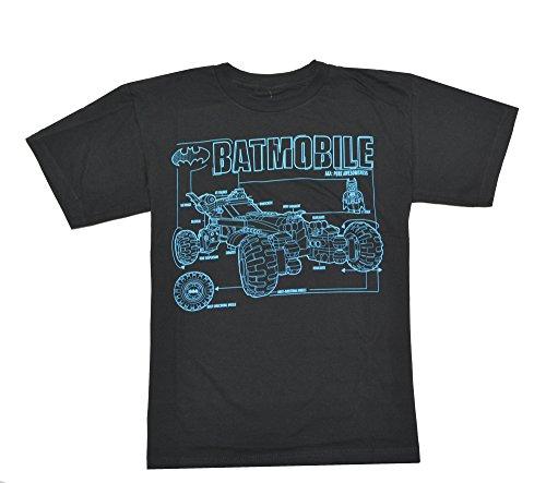 Lego Batman Batmobile Youth Boys T-shirt