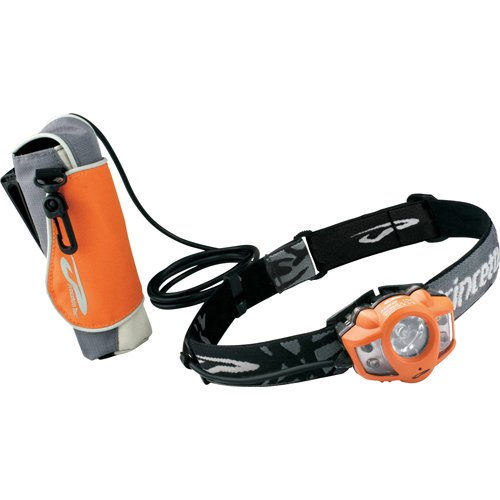 Princeton Tec Apex Extreme LED Headlamp (350 Lumens, Orange)