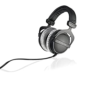 beyerdynamic DT 770 PRO 250 Ohm closed Studio Headphone for improved bass response, high frequencies are clear and differentiated, ideal for monitoring purposes (B0006NL5SM) | Amazon Products