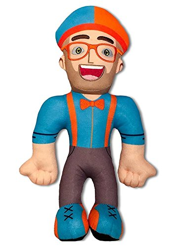 Blippi Plush Doll - 13 inch.]()