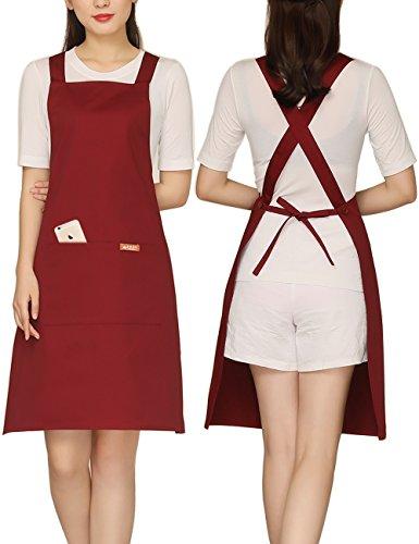 100 cotton butcher aprons - 9