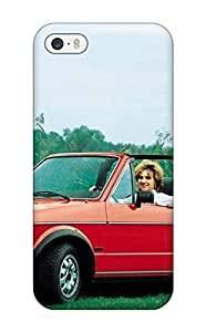 Special Design Back 1979 Volkswagen Golf Cabriolet Phone Case Cover For Iphone 5/5s(3D PC Soft Case)
