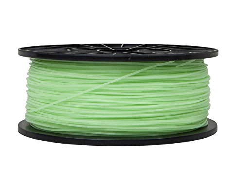 Monoprice PLA 3D Printer Filament - Glow In The Dark Green - 1kg Spool, 1.75mm Thick | | For All PLA Compatible Printers]()