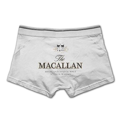 Men's Macallan Wallpaper Low-Waist Underwear - Macallan Cask