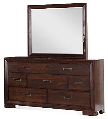 7-Drawer Dresser with Mirror