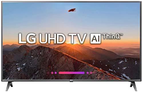 LG 4K UHD LED Smart TV 43UK6560PTC