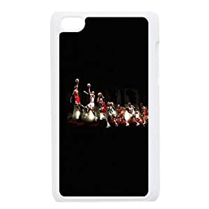 iPod Touch 4 Phone Case White hd30 michael jordan dunk legend nba sports ZKH9396573