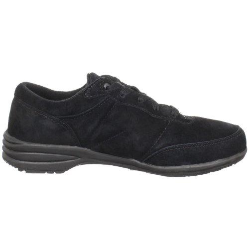 Propet W3841 Sneaker In Camoscio Nero