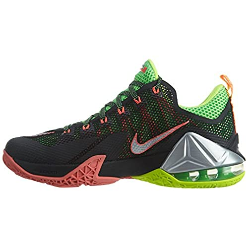 watch 2b7f2 3d2fb new Nike Men s Lebron XII Low Basketball Shoe