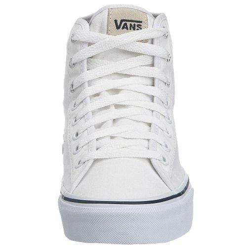 Vans M FERRIS HI VF392D, Herren Sneaker Weiß