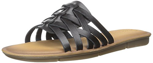 Cali Golden Women's 2 Flip Black Indulge Hour Skechers dgIqHd