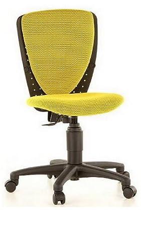 Topstar - Silla de Oficina para niños High S Cool 3D de Red ...