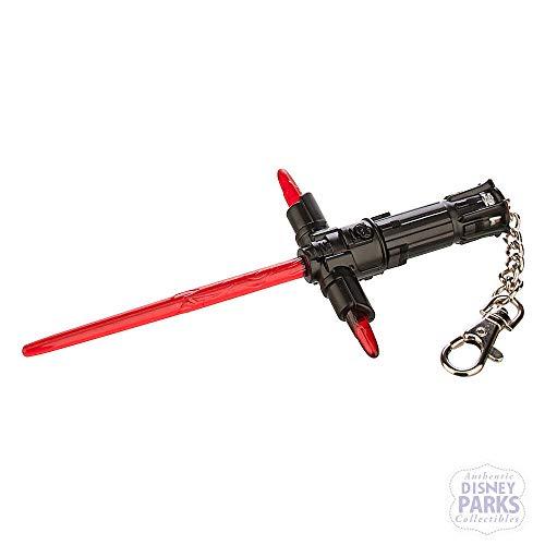 Disney Kylo Ren Lightsaber Keychain Key -