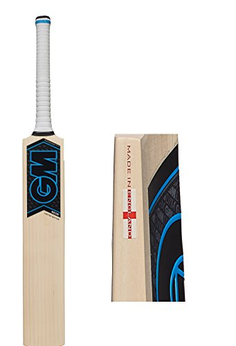 GM NEON 404 English Willow Cricket Bat- 2017 Edition by Gunn & Moore