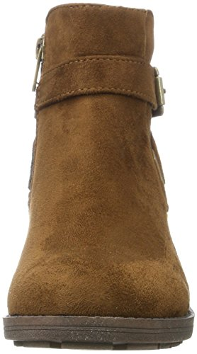 Para Beige Botas Camel Mujer camel 063636 De Xti Motorista qvB5IwWY