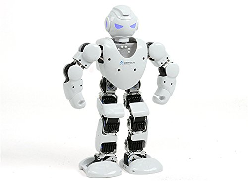 UBTECH ALPHA 1S Intelligent Robot (US Plug) by HobbyKing