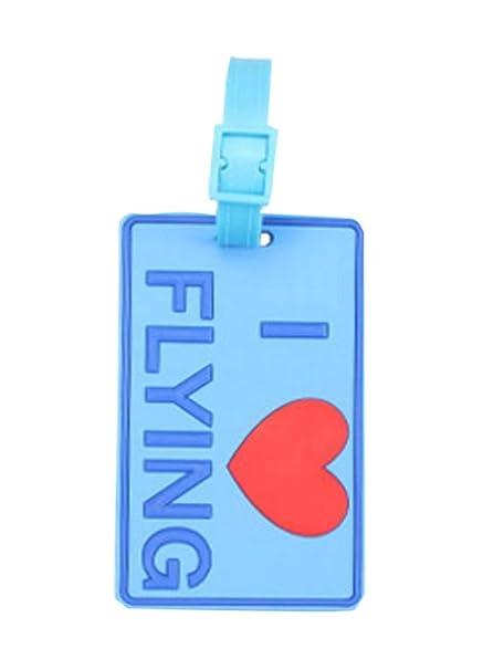 Etiqueta de equipaje de viaje Identificador de equipaje útil Caso de tarjeta de etiqueta de maleta