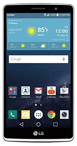 LG G Stylo MS631 MS631TN Metro PCS 4G LTE Smartphone with Stylus Gray